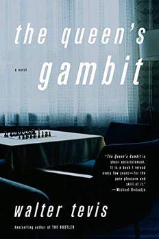 The Queen's Gambit book cover