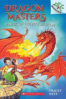 Power of the Fire Dragon book cover