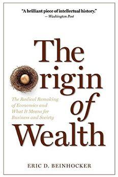 The Origin of Wealth book cover