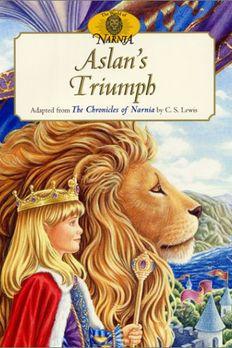 Aslan's Triumph book cover