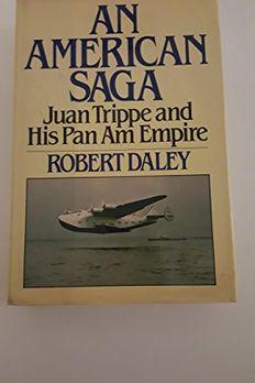 An American saga book cover