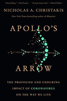 Apollo's Arrow book cover