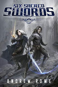 Six Sacred Swords book cover