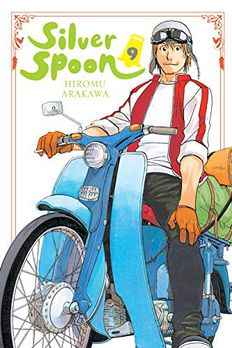 Silver Spoon Vol. 9 book cover