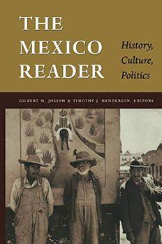 The Mexico Reader book cover