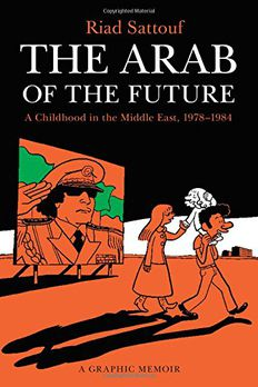 The Arab of the Future book cover