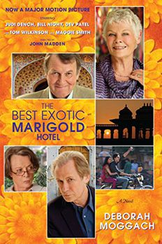 The Best Exotic Marigold Hotel book cover