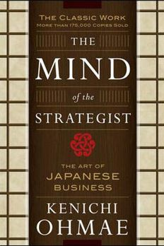 The Mind Of The Strategist book cover
