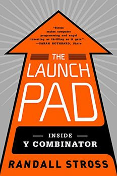 The Launch Pad book cover