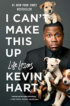 I Can't Make This Up book cover
