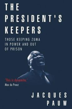 Presidents Keepers book cover