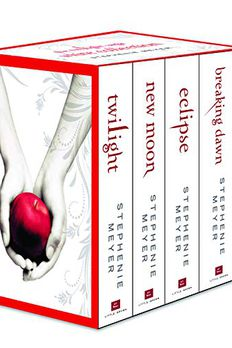 The Twilight Saga White Collection book cover