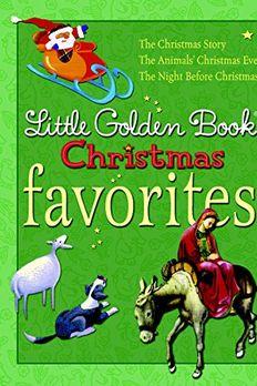 Little Golden Book Christmas Favorites book cover