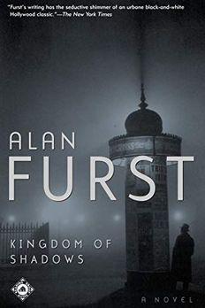 Kingdom of Shadows book cover