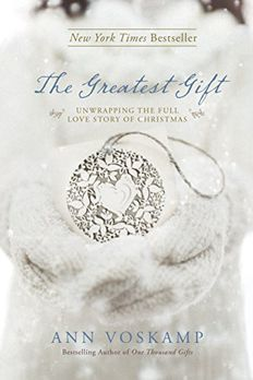 The Greatest Gift book cover