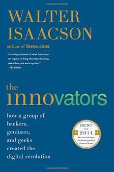The Innovators book cover