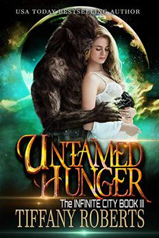 Untamed Hunger book cover