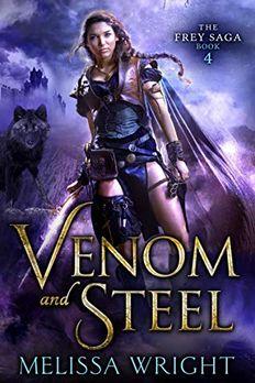 Venom and Steel book cover