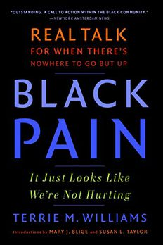 Black Pain book cover