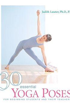 30 Essential Yoga Poses book cover