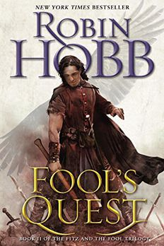 Fool's Quest book cover