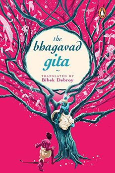 Bhagavadgita book cover