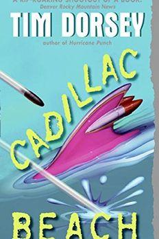 Cadillac Beach book cover
