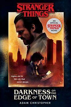 Stranger Things book cover