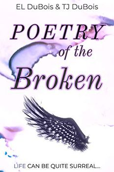 Poetry of The Broken book cover