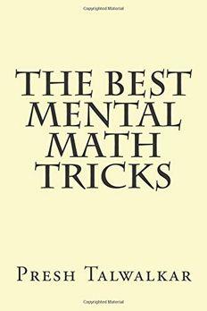 The Best Mental Math Tricks book cover