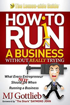 How to Ruin a Business Without Really Trying book cover