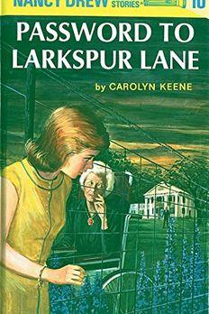 Password to Larkspur Lane book cover