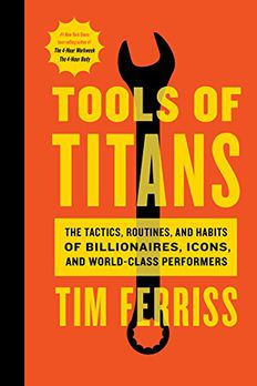 Tools of Titans book cover