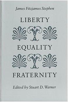 Liberty, Equality, Fraternity book cover