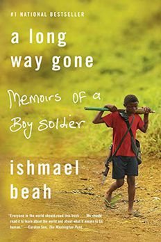 A Long Way Gone book cover