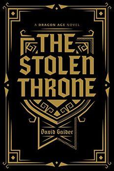 The Stolen Throne book cover