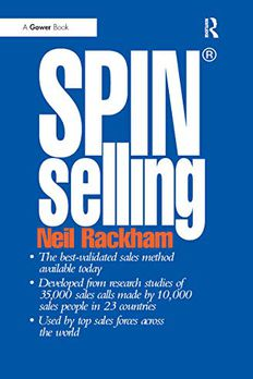 SPIN® -Selling book cover