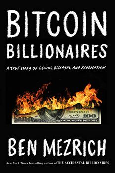 Bitcoin Billionaires book cover