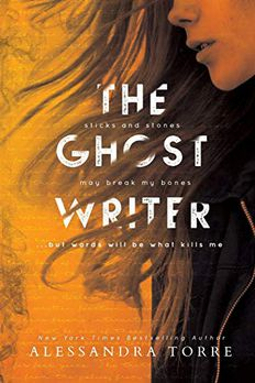 The Ghostwriter book cover