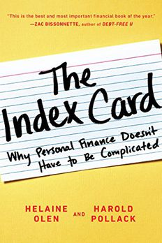 The Index Card book cover