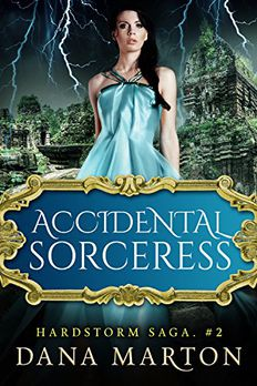 Accidental Sorceress book cover