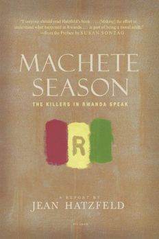 Machete Season book cover