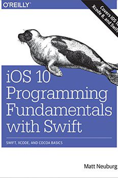 iOS 10 Programming Fundamentals with Swift book cover