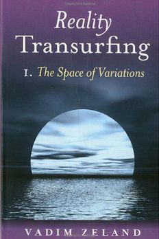 Reality Transurfing 1 book cover