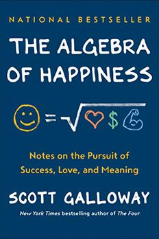 The Algebra of Happiness book cover