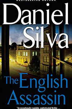 The English Assassin book cover