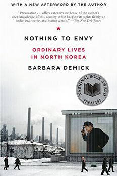 Nothing to Envy book cover