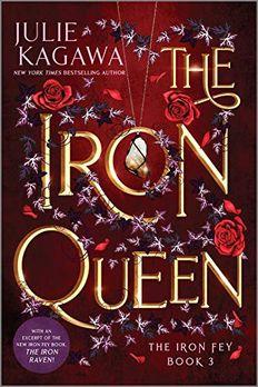 The Iron Queen book cover