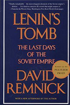 Lenin's Tomb book cover