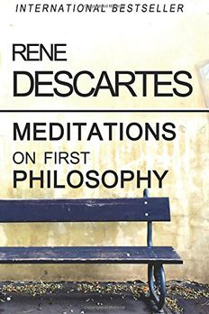 Meditations on First Philosophy book cover